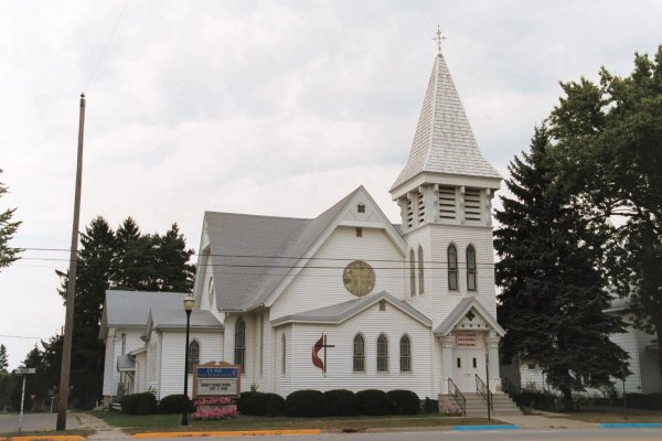 Methodist Episcopal Church in Elsie, Michigan