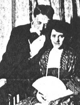 Frank James Tillotson and Jane Georgina Carroll