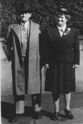 Harry Cortland Barber and Ruby Chase