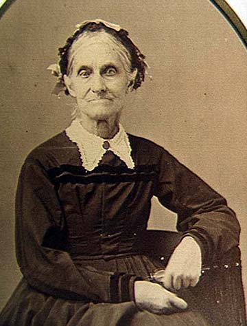 Mary Cossitt Thomas Tillotson